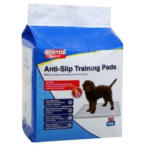 AI Dog & Puppy Anti-Slip Training Pads