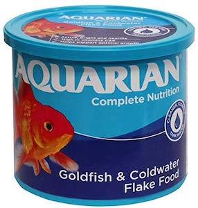 AQUARIAN Complete Nutrition Aquarium Goldfish Food