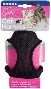 Ancol Soft Nylon Cat Harness