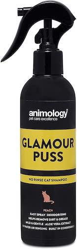 Animology Glamour Puss No Rinse Cat Shampoo