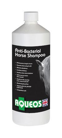 Aqueos Anti-Microbial Shampoo