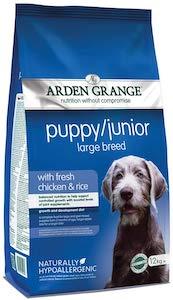 Arden Grange Dry Puppy/Junior Dog Food