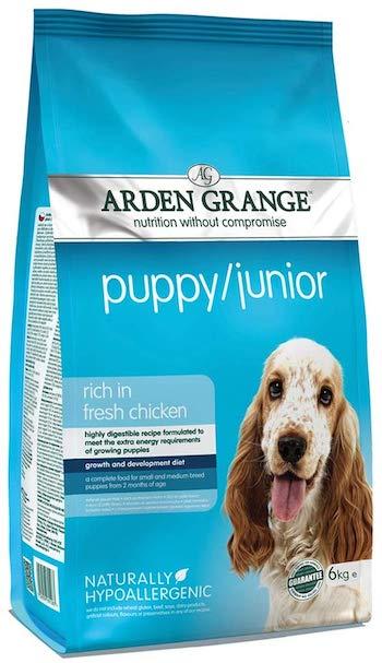 Arden Grange Puppy Dry Dog Food