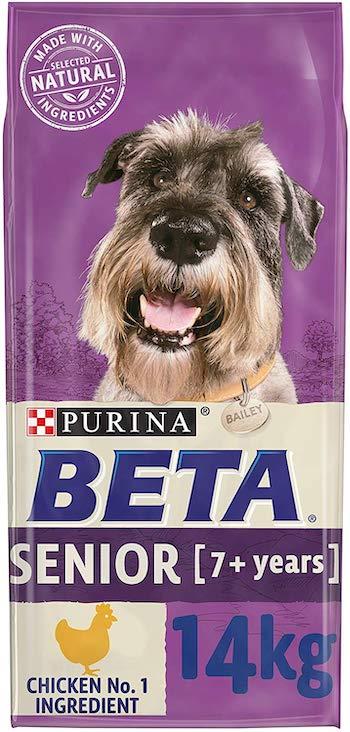 BETA Senior Dry Dog Food From Purina