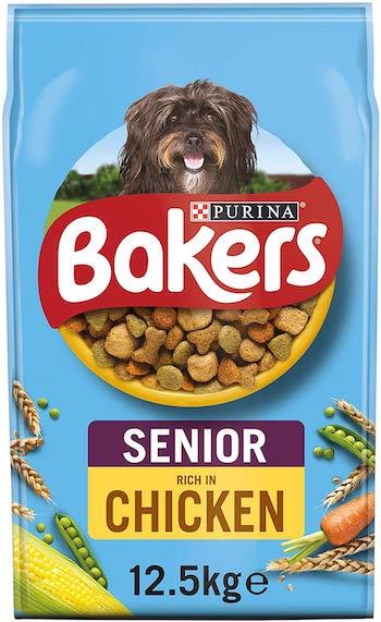 Bakers Senior Dry Dog Food