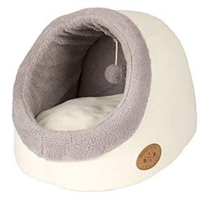 Banbury & Co Luxury Cosy Cat Bed Cave