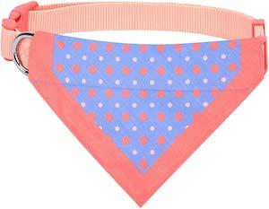 Blueberry Pet Customisable Embroidered Bandana