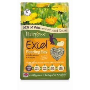 Burgess Excel Herbage Timothy Hay