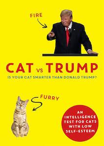 Cat vs. Trump Book