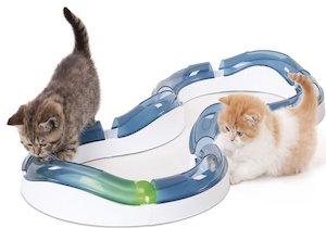 Catit Senses Super Roller Circuit Cat Toy