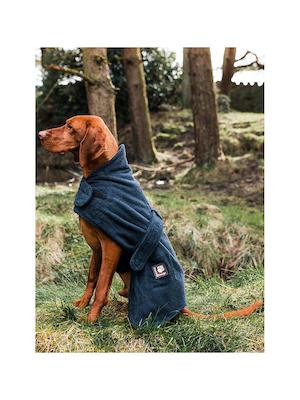The Danish Design Dog Towelling Robe