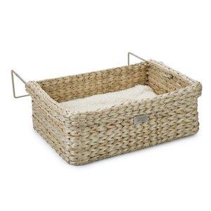 Designed By Lotte Waterhyacinth Wicker Radiator Bed