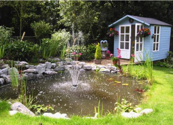 Dixons Landscapes Pond Inspiration