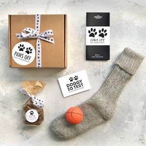 Dog And Owner Walking Gift Set