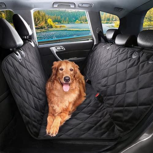 SHINE HAI Dog Car Seat Cover