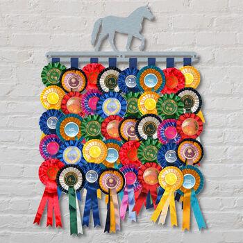 Equestrian Rosette Hanger
