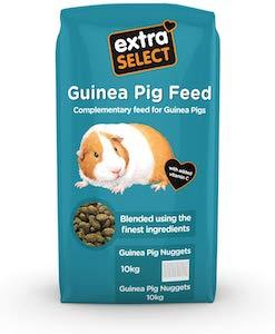 Extra Select Guinea Pig Nuggets