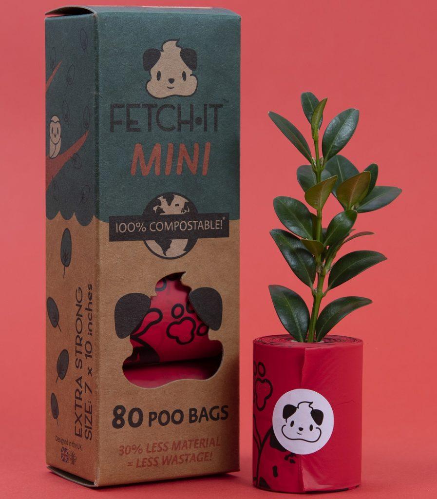 FETCH IT Mini Poo Bags Biodegradeable