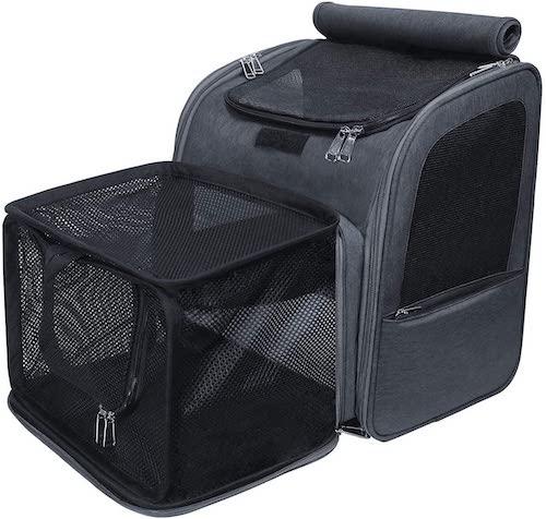 FLOFIA Waterproof Carrier Backpack