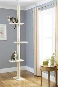 Klife Floor to Ceiling Cat Tree
