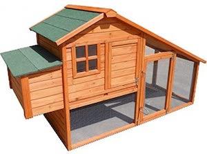 Gaun Chicken Houses