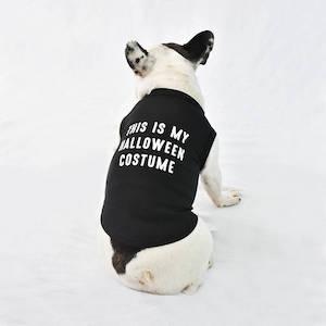 Halloween Costume' Halloween Pet Dog Vest