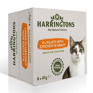 Harringtons Adult Complete Fillets