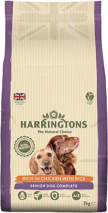 Harringtons Senior Complete Dry Dog Food