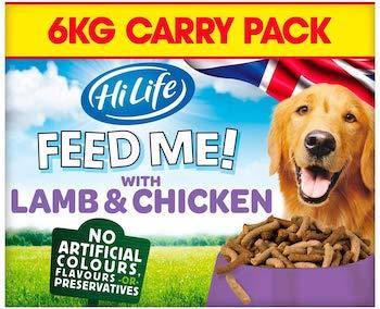 HiLife Feed Me! Dog Food