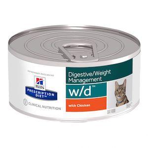 Hill's Prescription Diet w/d Digestive/Weight Management
