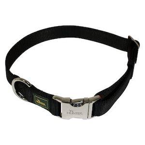 Hunter Vario Basic Alu-Strong Dog Collar