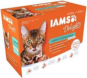 IAMS Delights Cat Wet Food