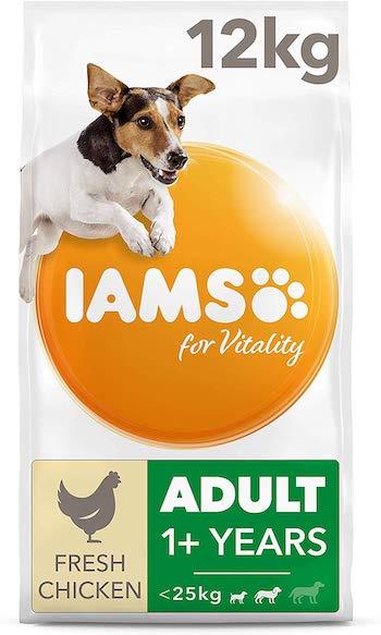 IAMS for Vitality Dry Dog Food