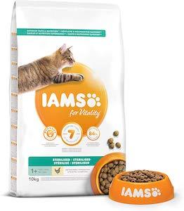 IAMS for Vitality Light in Fat