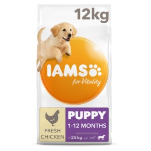 IAMS for Vitality Puppy Food for Large Dogs