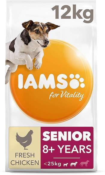 IAMS for Vitality Senior Dry Dog Food