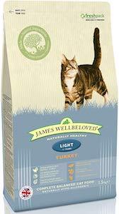 James Wellbeloved Complete Dry Light