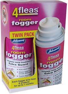 Johnsons 4Fleas Room Flea Fogger