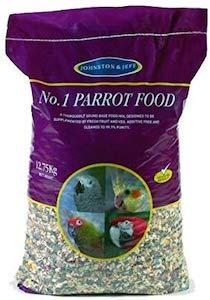Johnston & Jeff Parrot Food