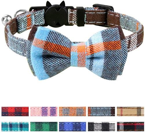 Joytale Quick Release Cat Collar
