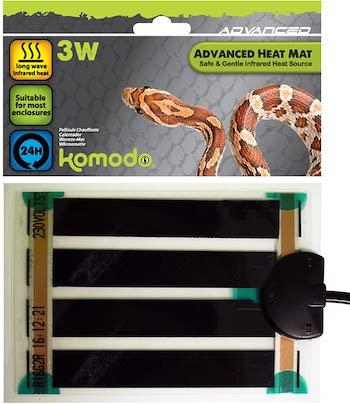 Komodo Advanced Heat Mats