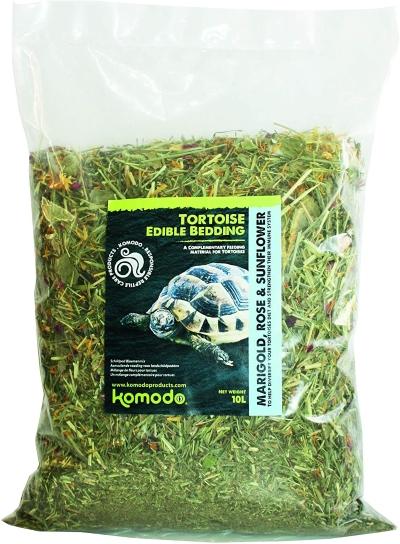 Komodo Edible Tortoise Bedding