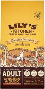 best dry organic dog food