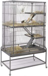 largest rat cage