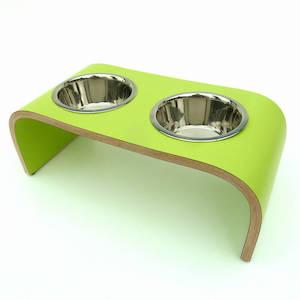Lola and Daisy Designs Raised Dog Bowls