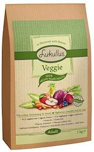 Lukullus Veggie Natural Cold Pressed and Gluten-Free Complete Adult Dry Dog Food