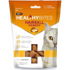 VetIQ HealthyBites Hairball Remedy
