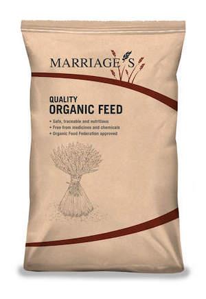 Marriage's Organic Mixed Corn