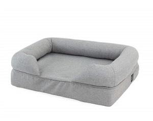 Memory Foam Bolster Cat Bed