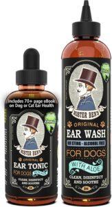 Mister Ben's Most Effective Dog Ear Treatment Kit